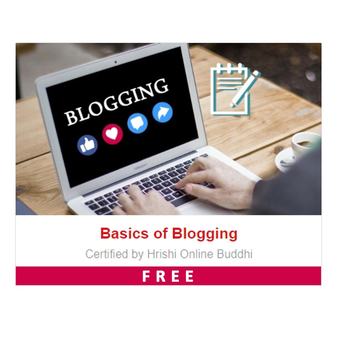 hrishi blog buddhi blogging platfrom
