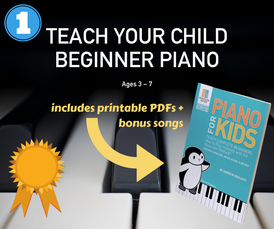 Teach Your Child Beginner Piano