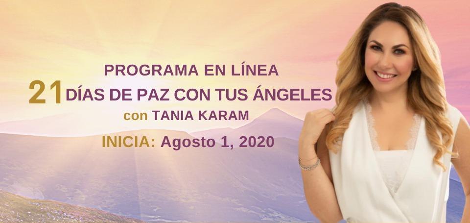 21 días con Tania Karam