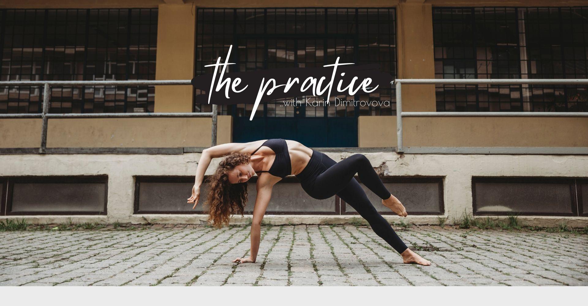 The Practice by Karin Dimitrovova