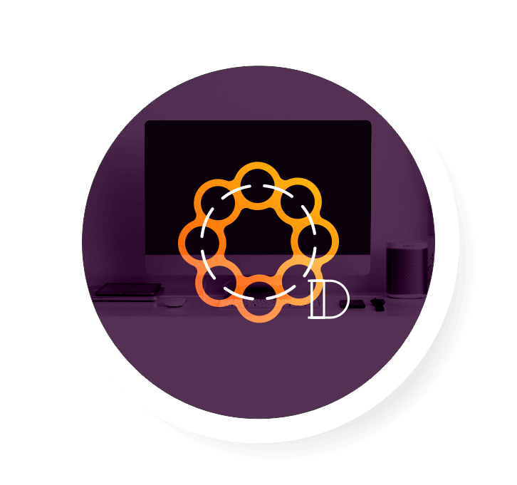 logotipo do curso de design