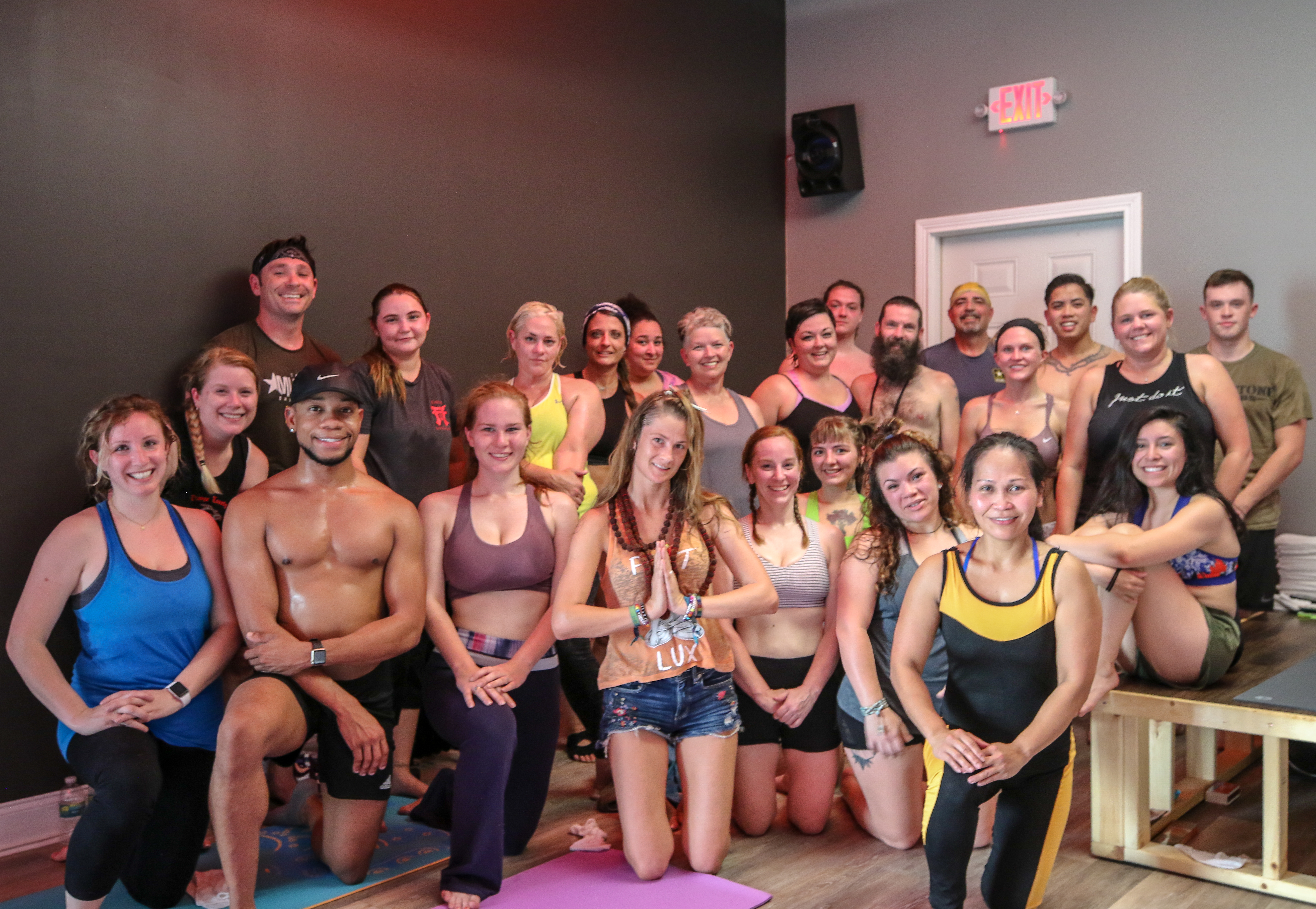 Ahava School of Yoga - Yoga Class