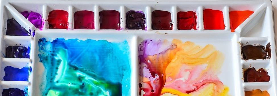 Easy Watercolour tutorial Workshops Online for beginners with Jenny Gilchrist
