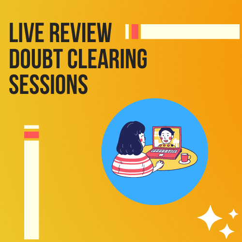 doubt clearing session