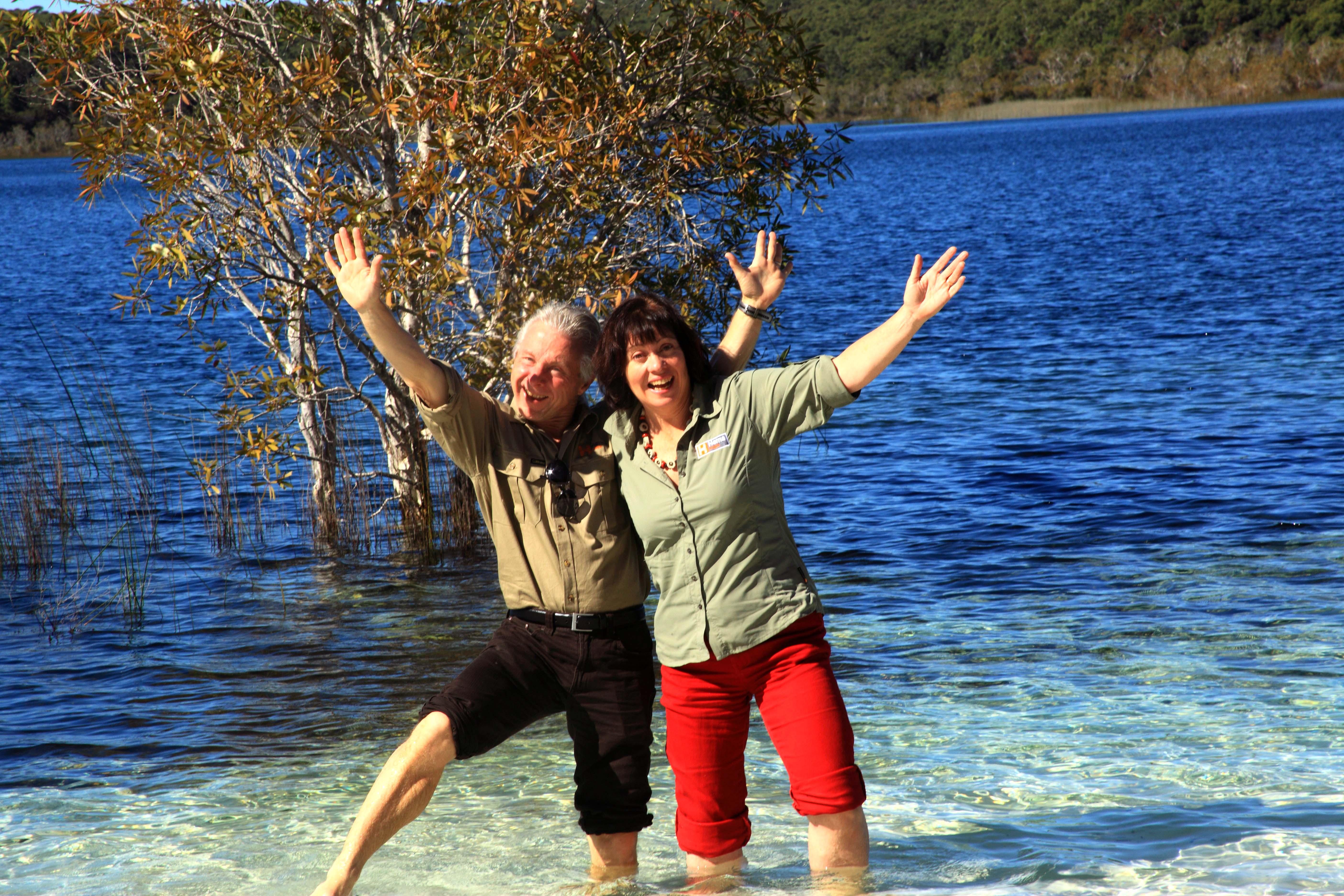 Michael and Jane Pelusey