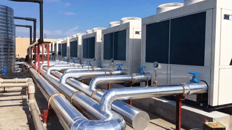 HVAC course on Chilled Water Systems