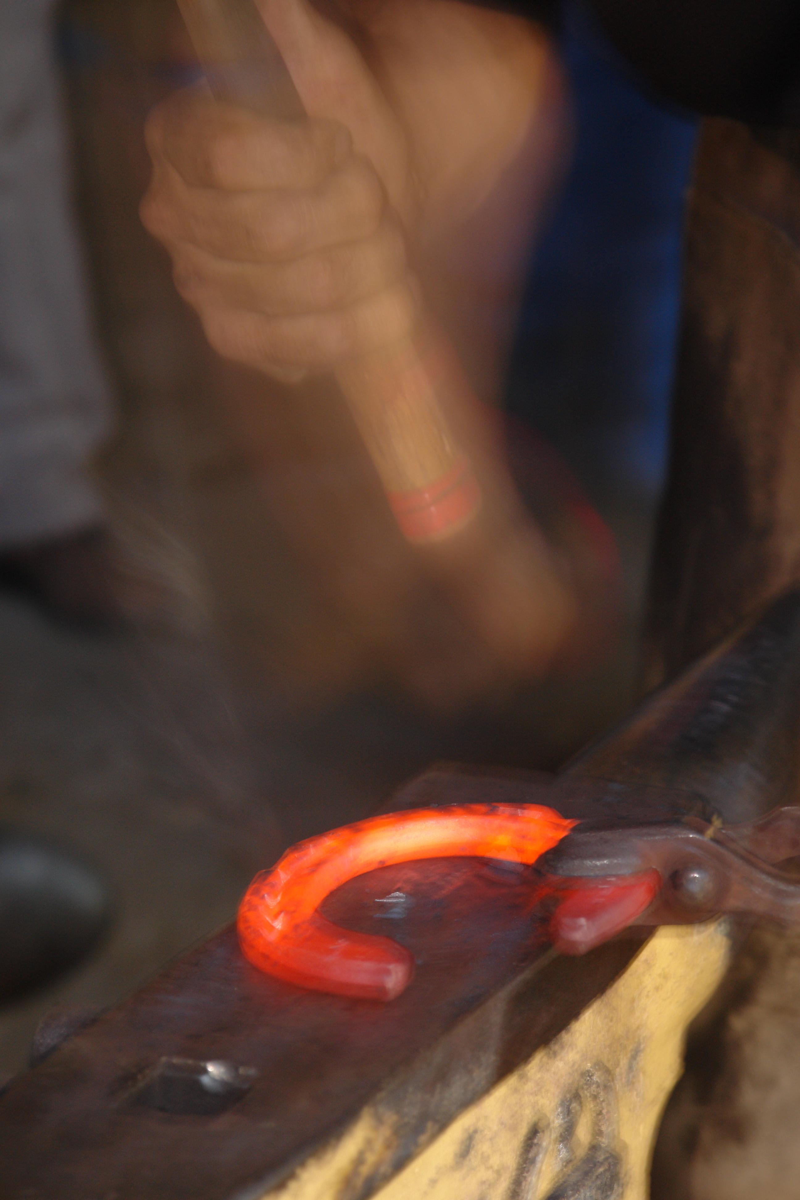 Técnica de forja