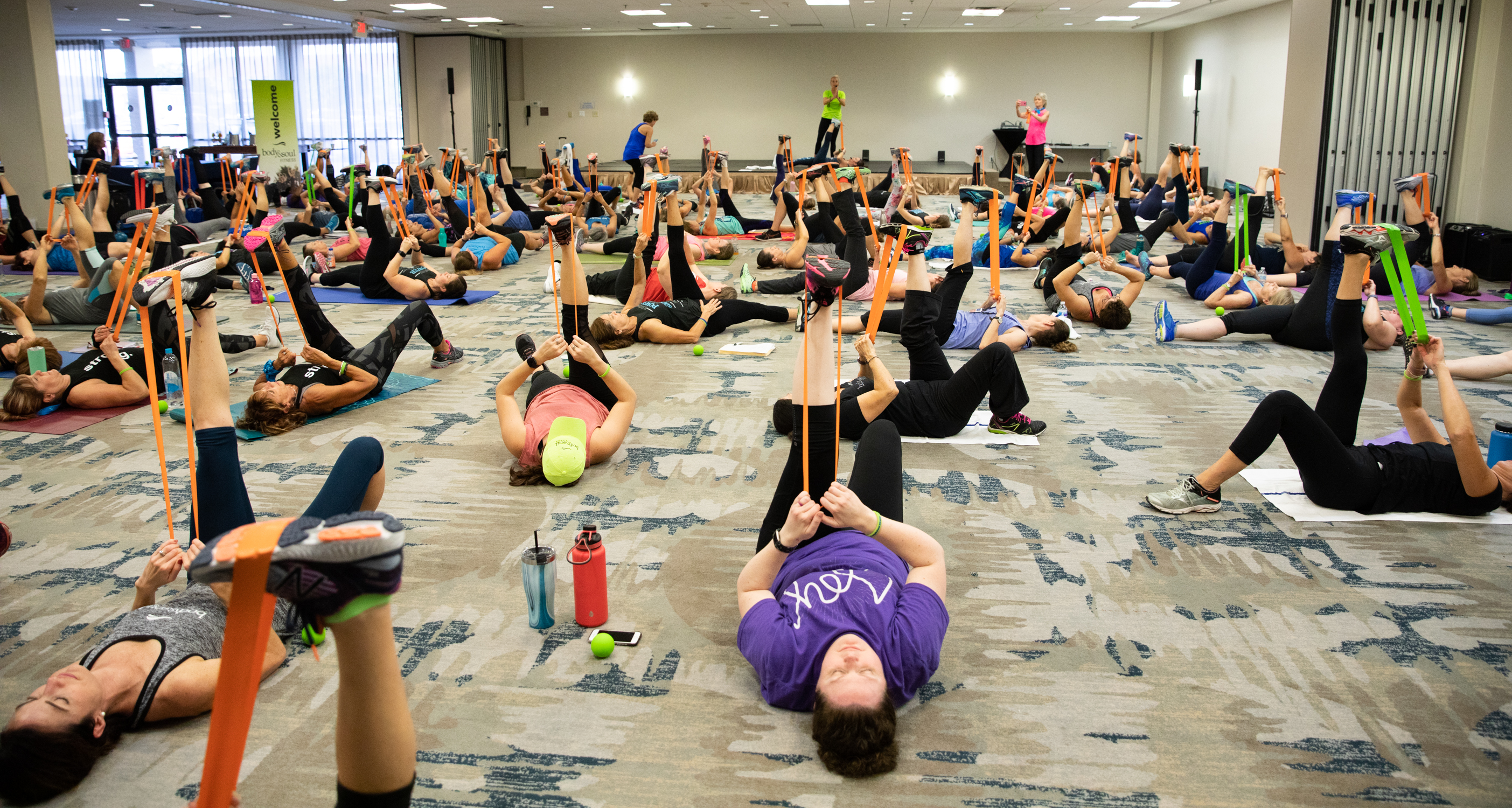 workouts, group fitness instructor training, CECs