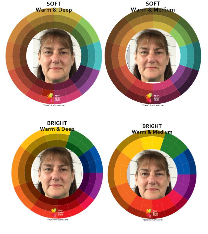 DIY Color Analysis Course