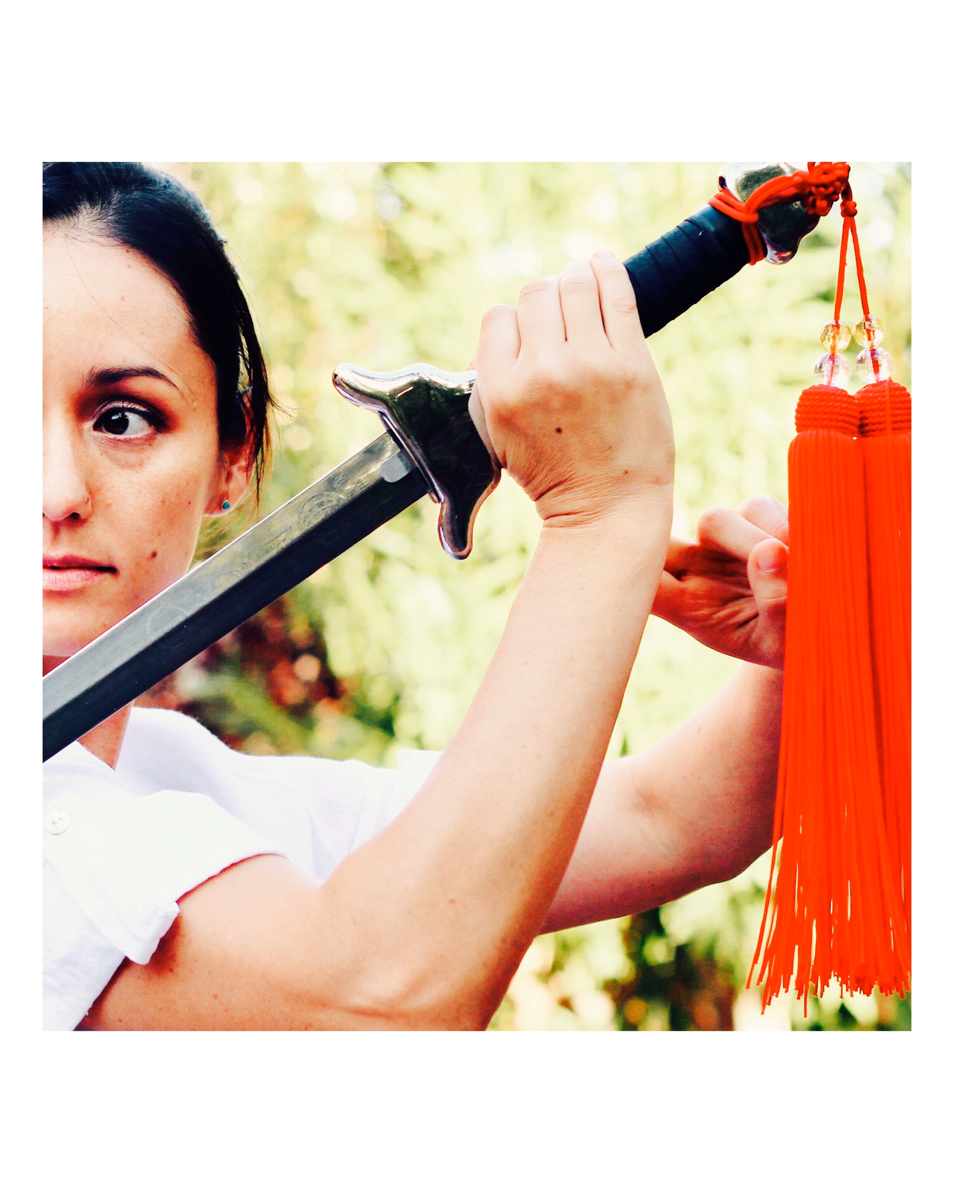 Alicia McGrann Tai Chi Instructor