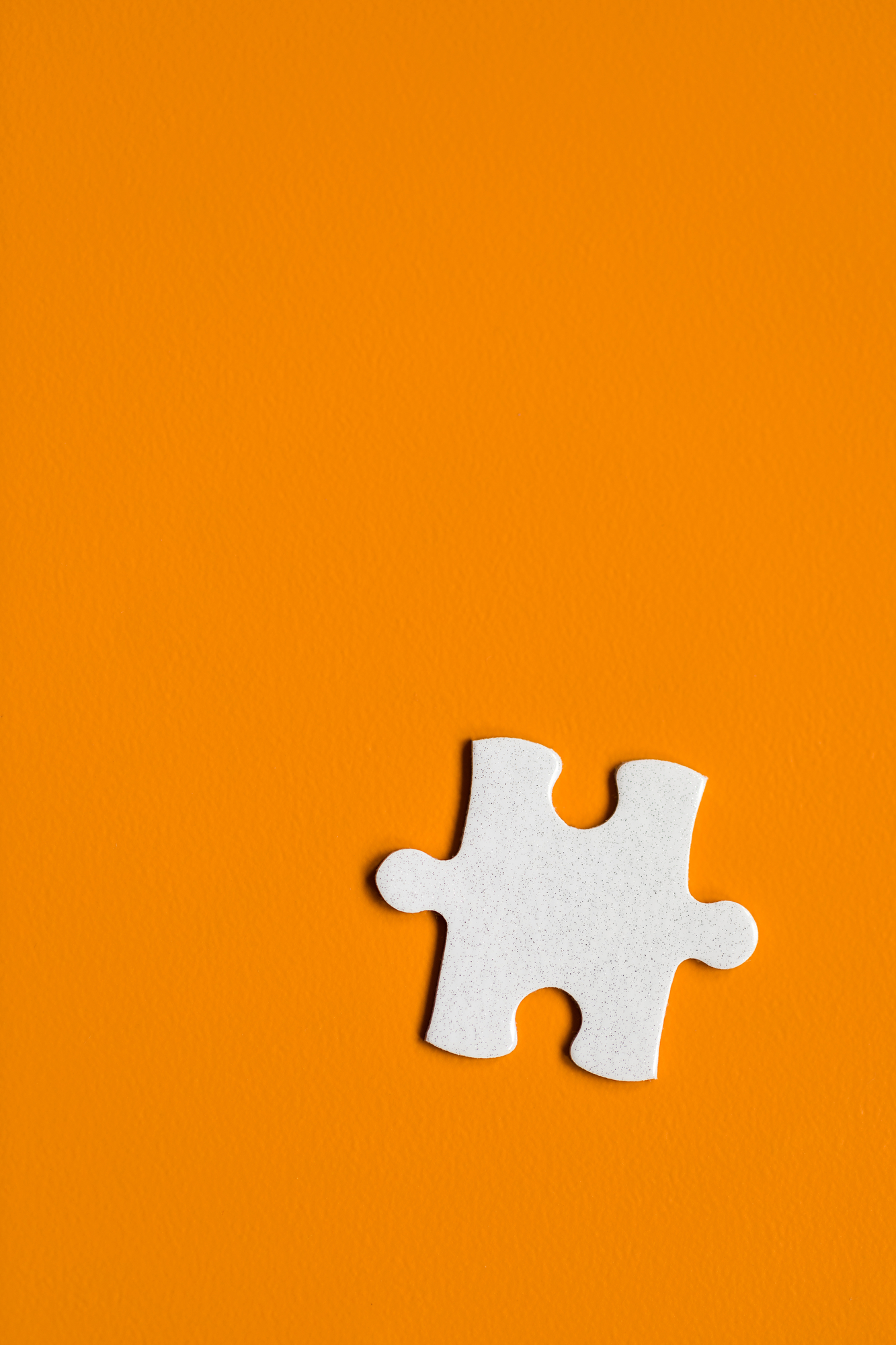the missing piece of the puzzle with speech production