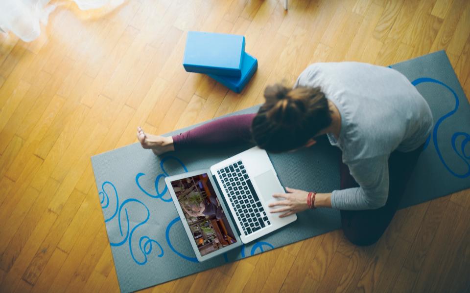 Yoga Alliance Accredited Online Yin Yoga Teacher Training