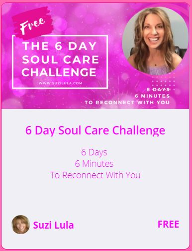 6 Day Soul Care Challenge