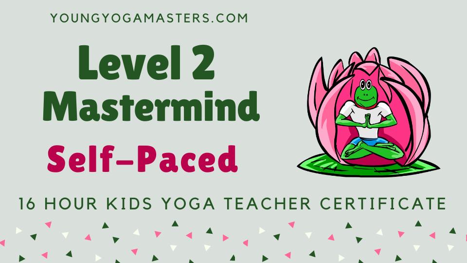 Kids Yoga teacher business planning and curriculum design