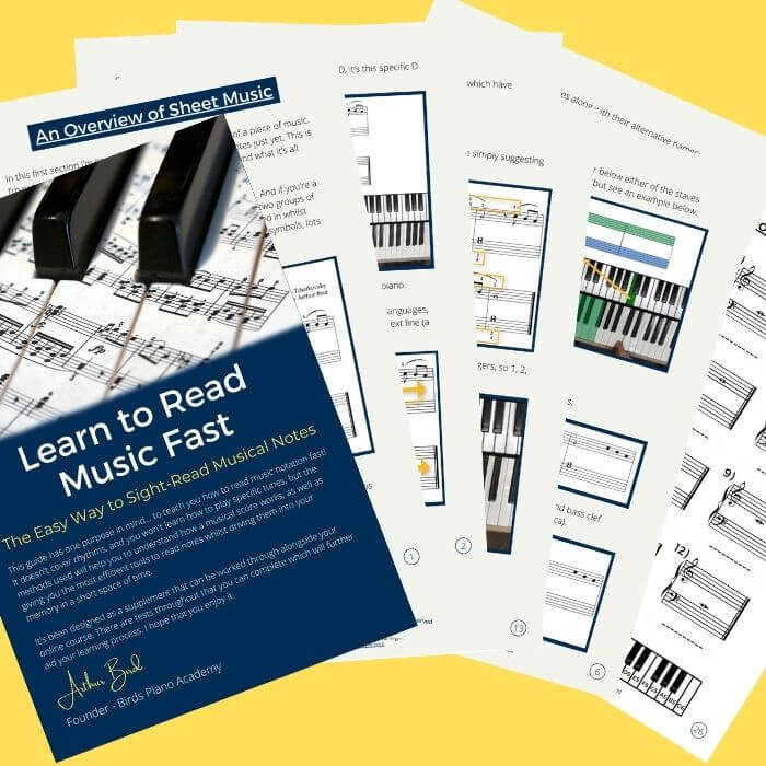 Learn to Read Music Fast