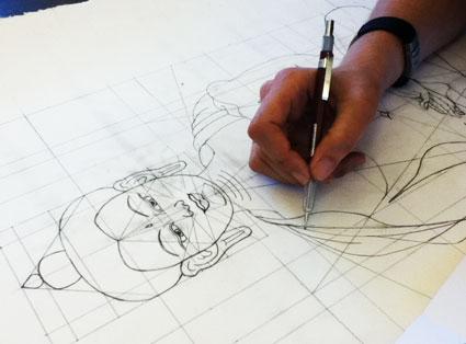 Create your own Tibetan Buddha with Carmen Mensink