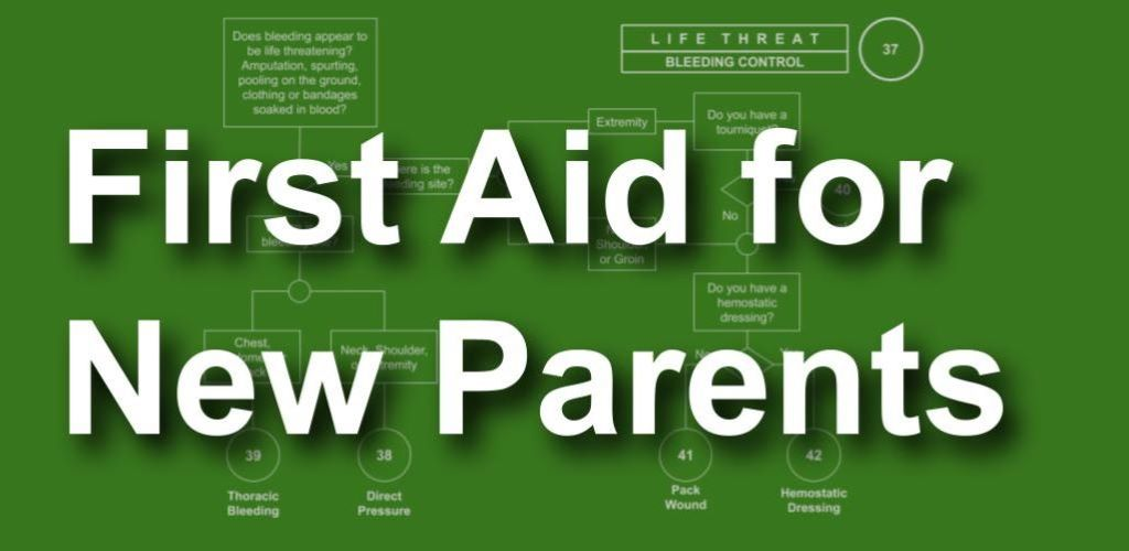 First Aid for New Parents
