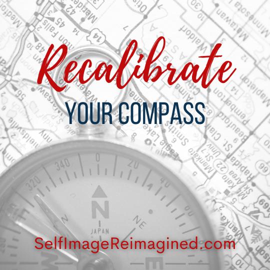 Recalibate your compass, selfimagereimagined