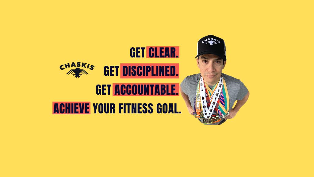 CHASKIS Self Discipline For Athletes Coaching