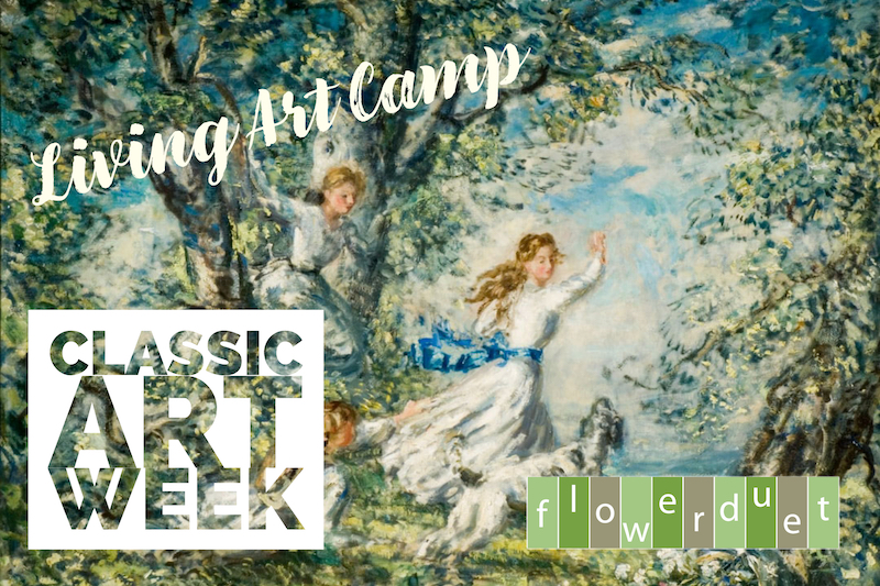Classic Art Week Camp