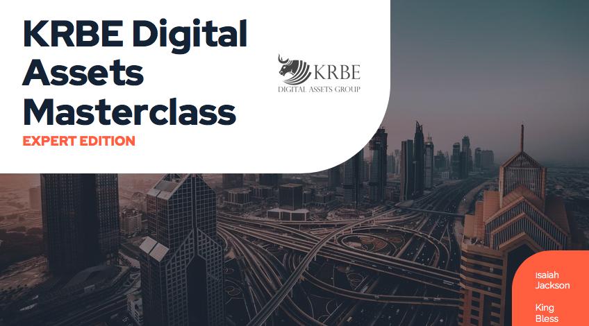 expert digital assets masterclass