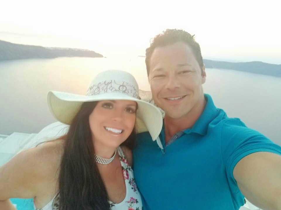 Kristi and Dan