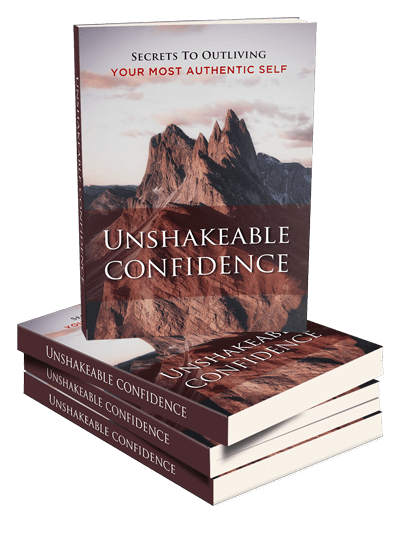 Unshakeable Confidence Book Cover