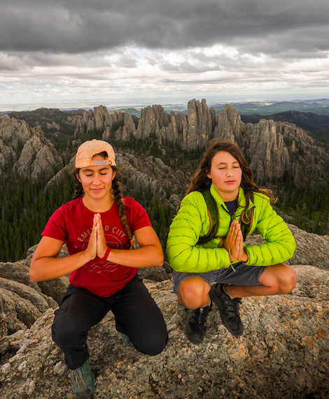 mindful kids, meditation
