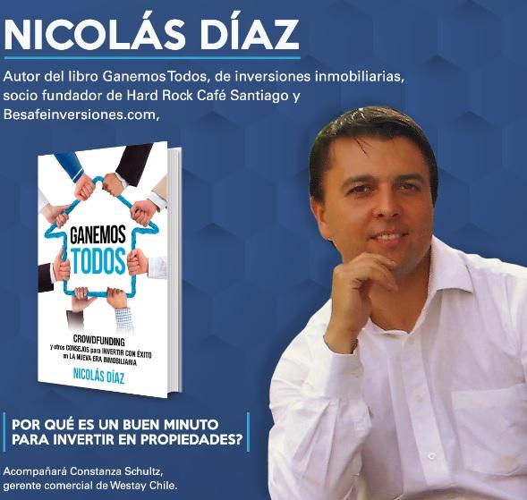 Coordinador Académico Nicolás Díaz