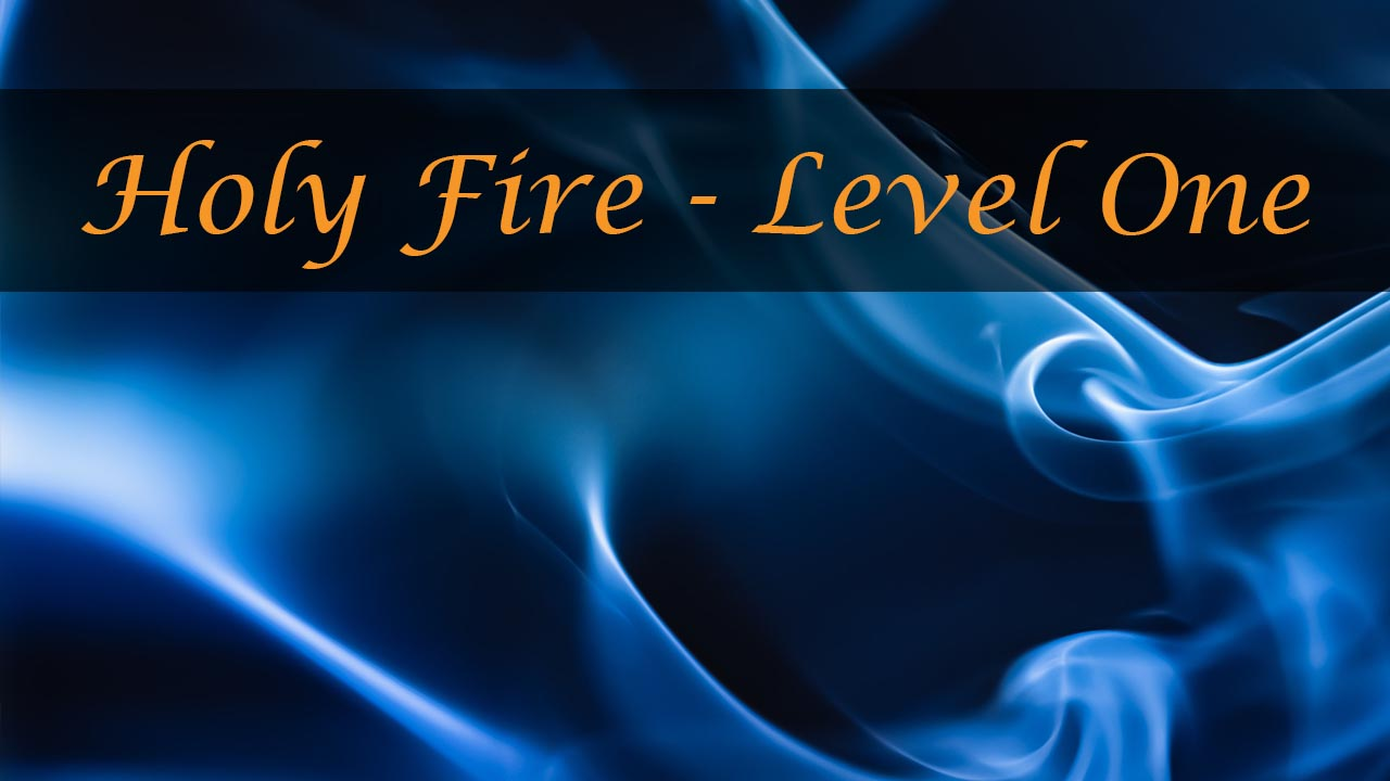 Holy Fire - Level 1 Presale