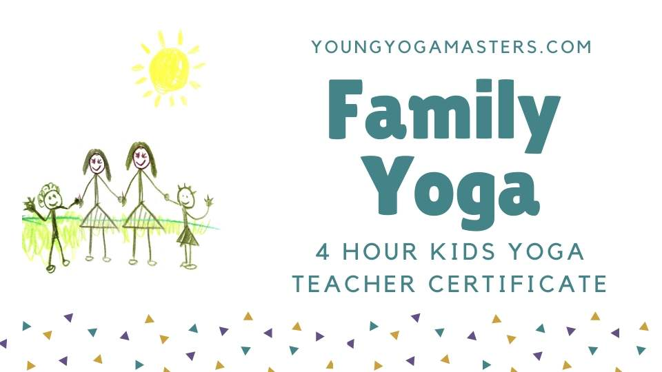 Family Yoga Kids Yoga Teacher Training Button
