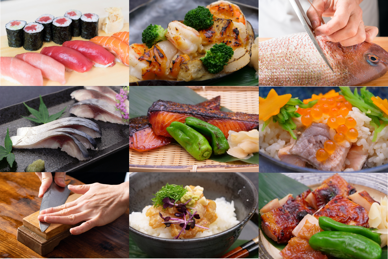 Learn Japanese Cuisine with a membership