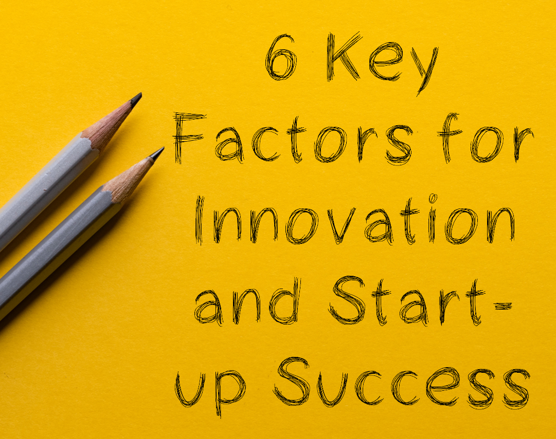 Image of video on the 6 Key Factors for Innovation and Startup Success
