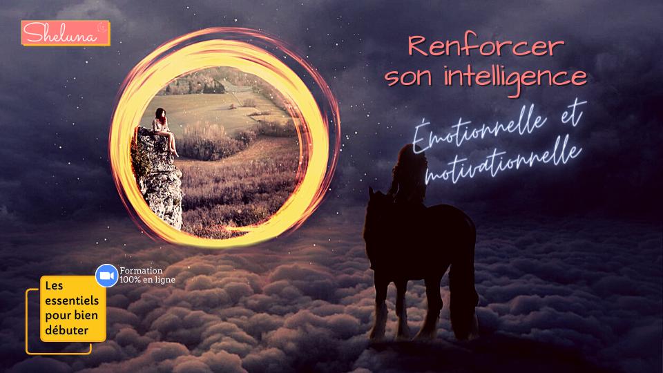 Sheluna Intuition Academy - Renforcer son intelligence émotionnelle et motivationnelle