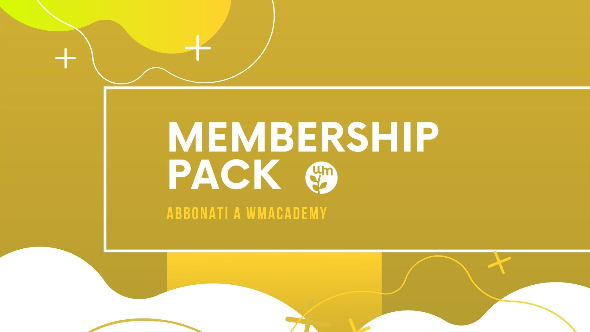 WMAcademy Membership Pack
