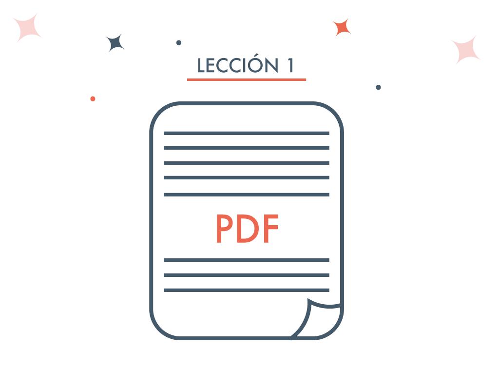 curso online para crear archivos pdf editables