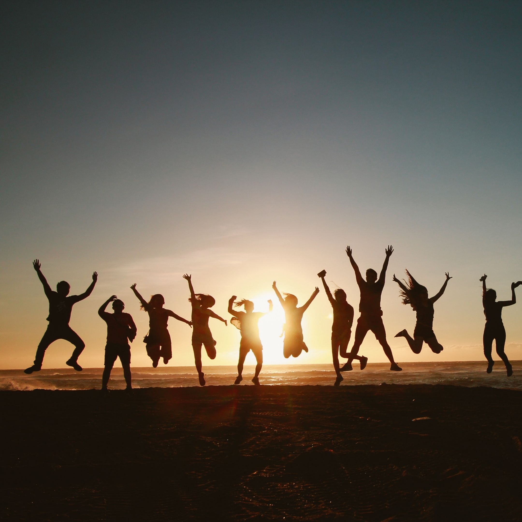 people happy