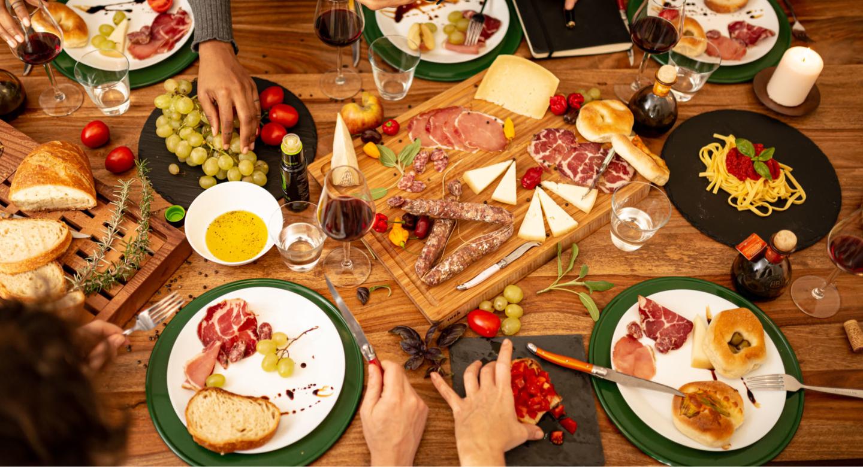 Italian Online Cooking School