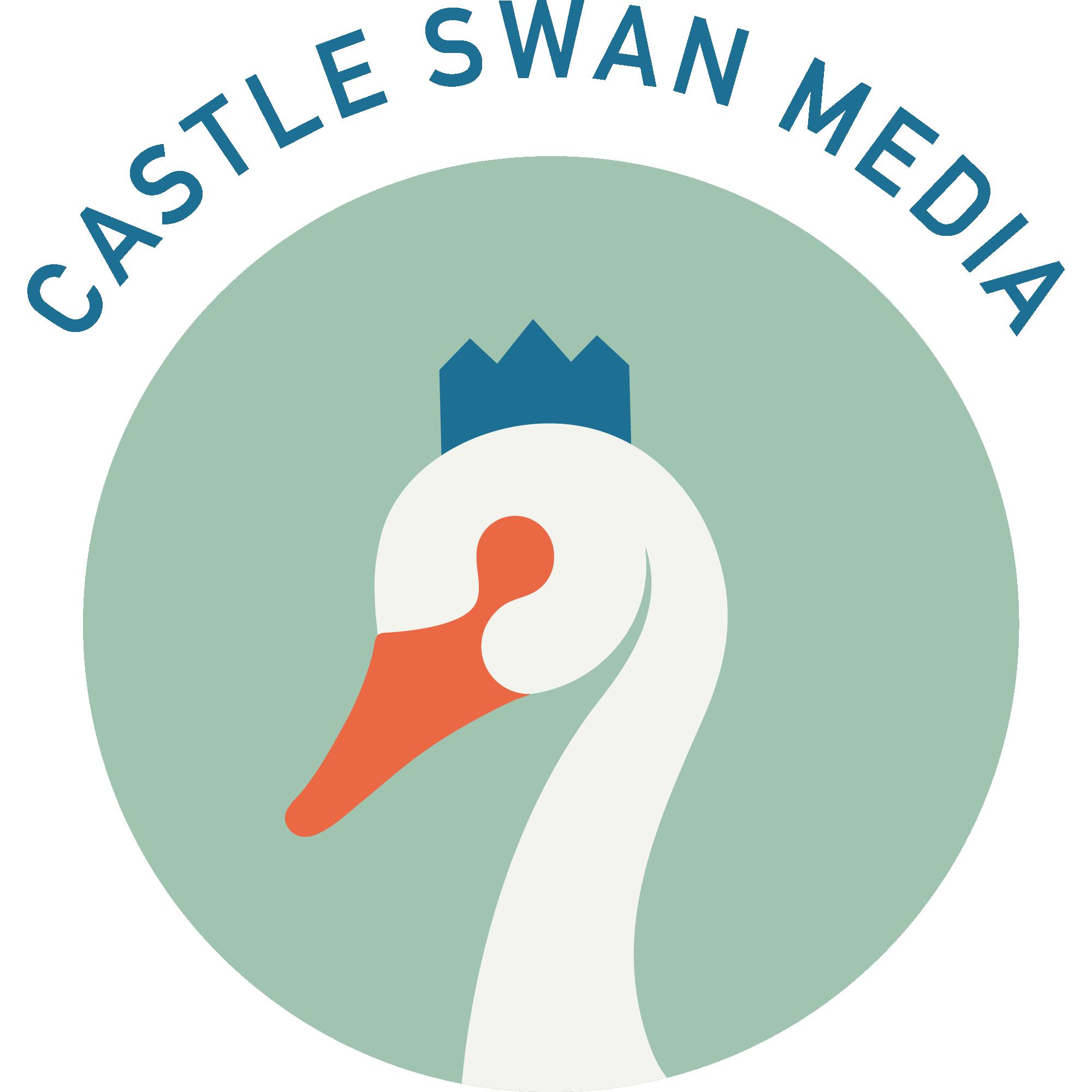 Castle Swan Media Logo