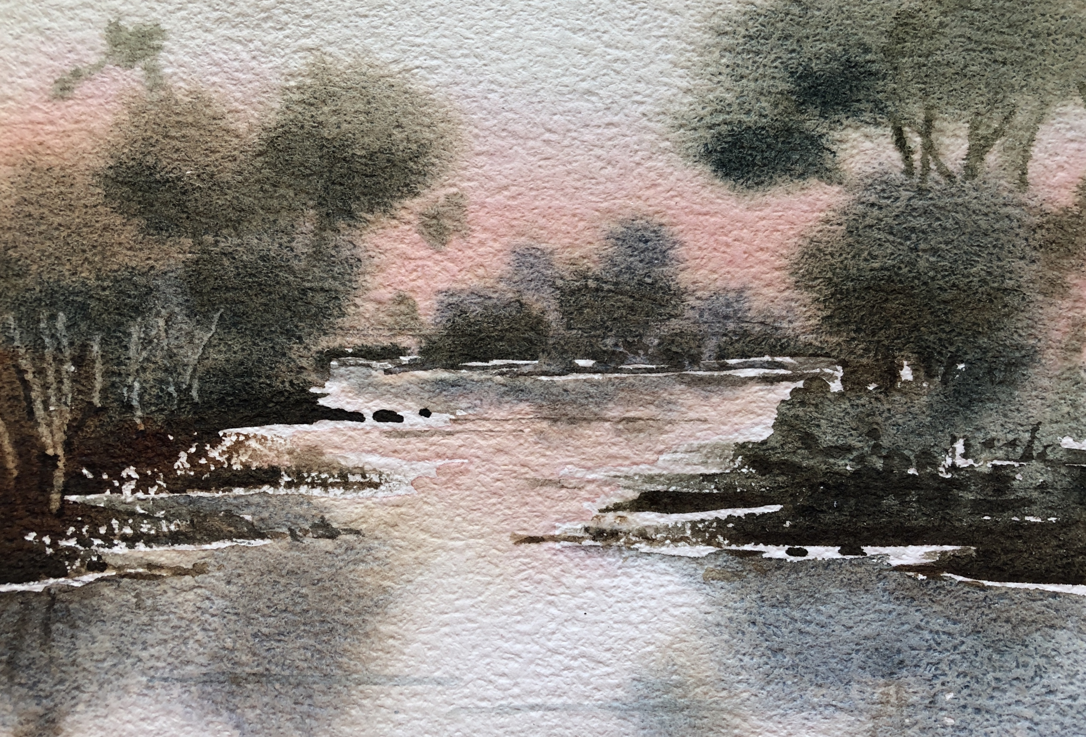 Watercolour painting Classes and Online courses in Sydney - Student Testimonials