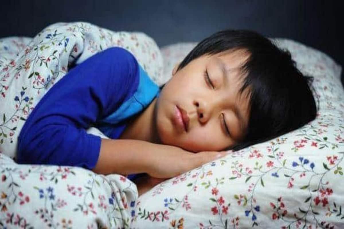 improve your child's sleep
