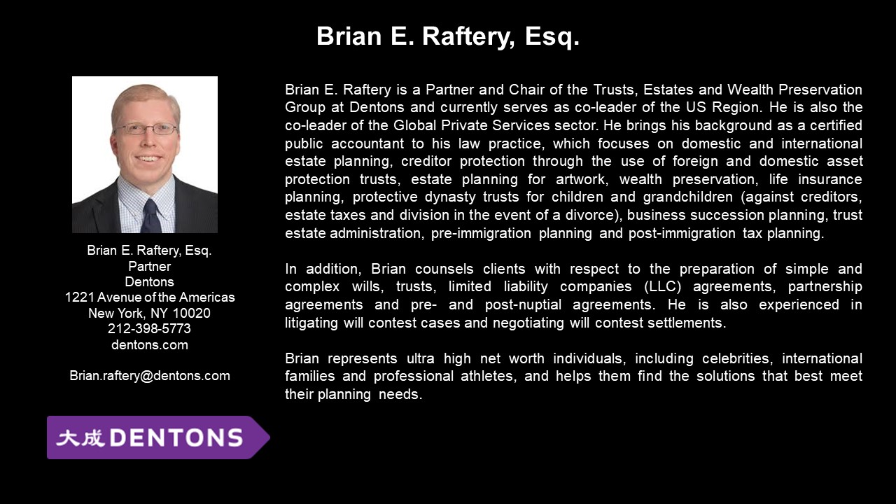 Brian Raftery