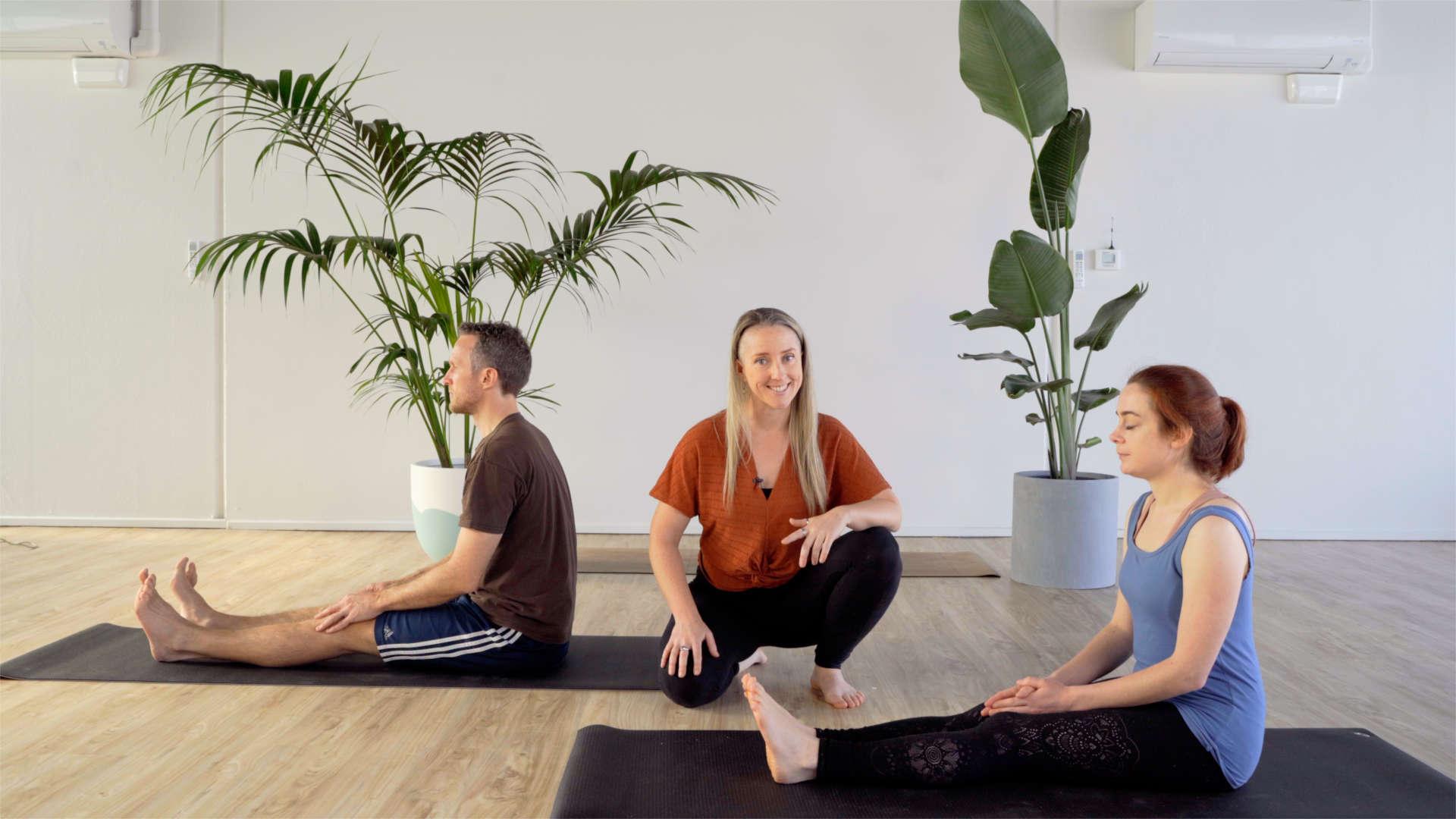 Online Yin Yoga Teacher Course