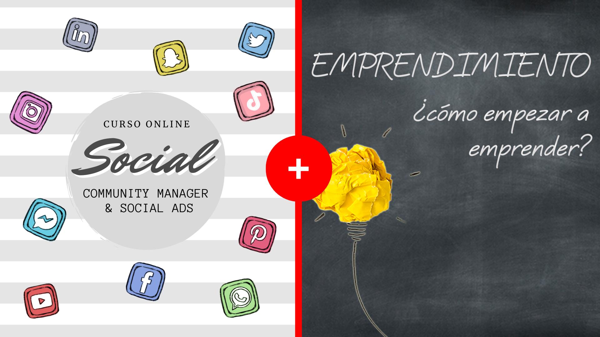 Curso de Social Full + Emprendimiento