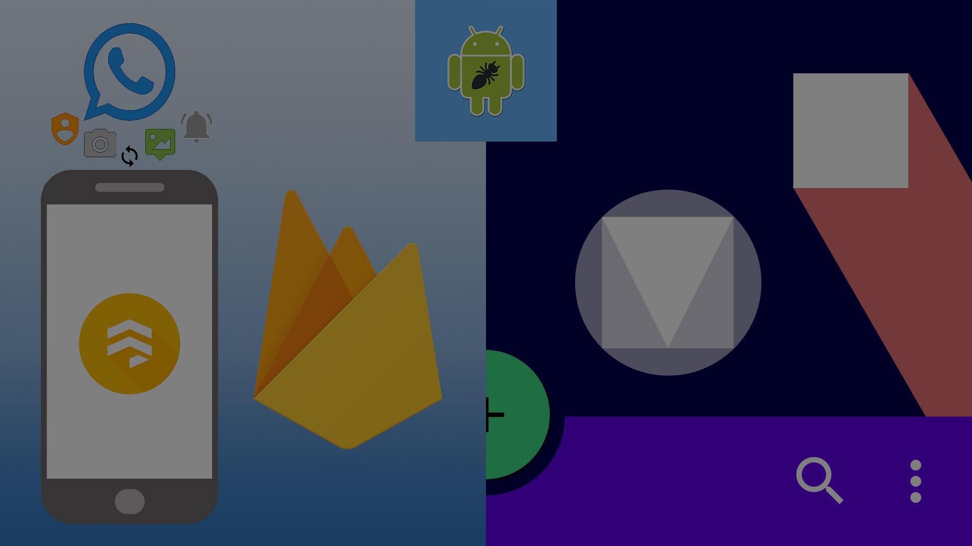 Pack Firebase MVP y Material Design Theming