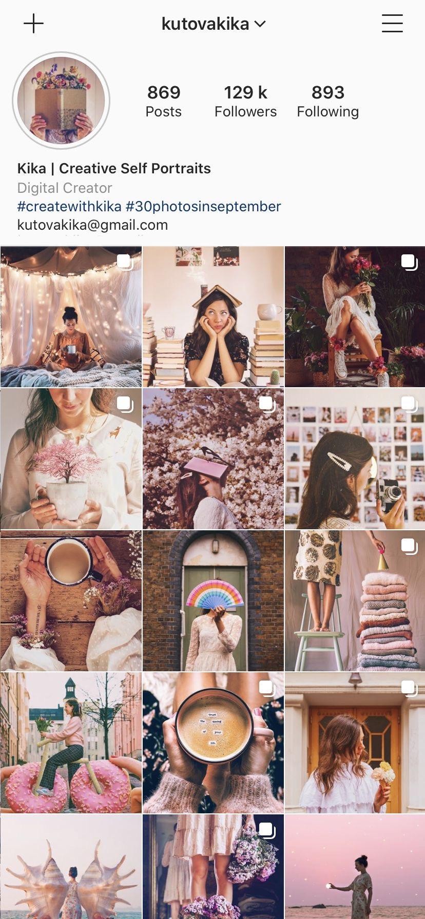 Kutovakika Instagram
