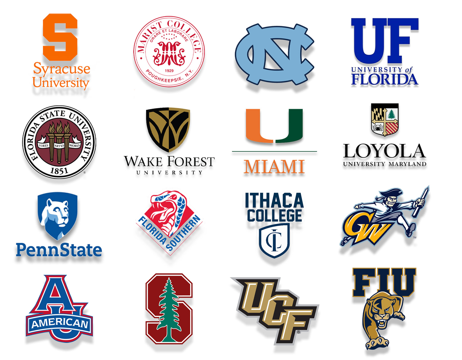 Colleges Logos