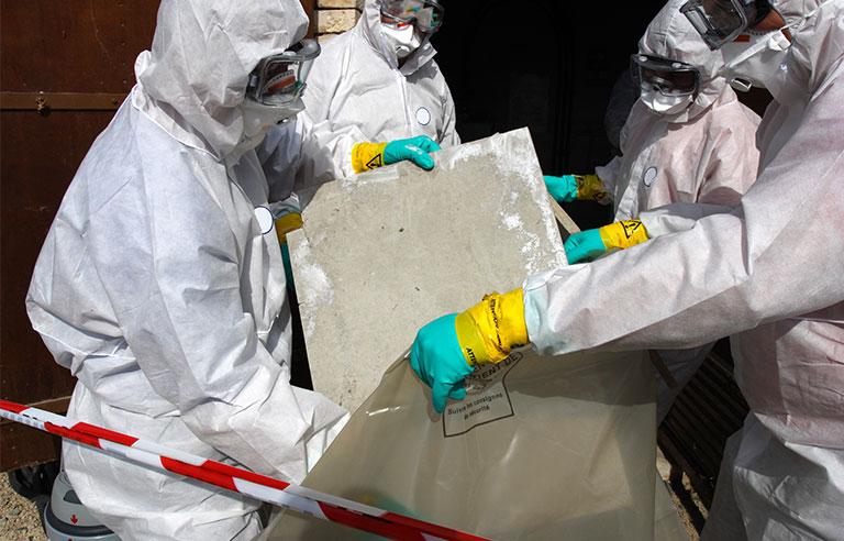 Safe Asbestos Removal