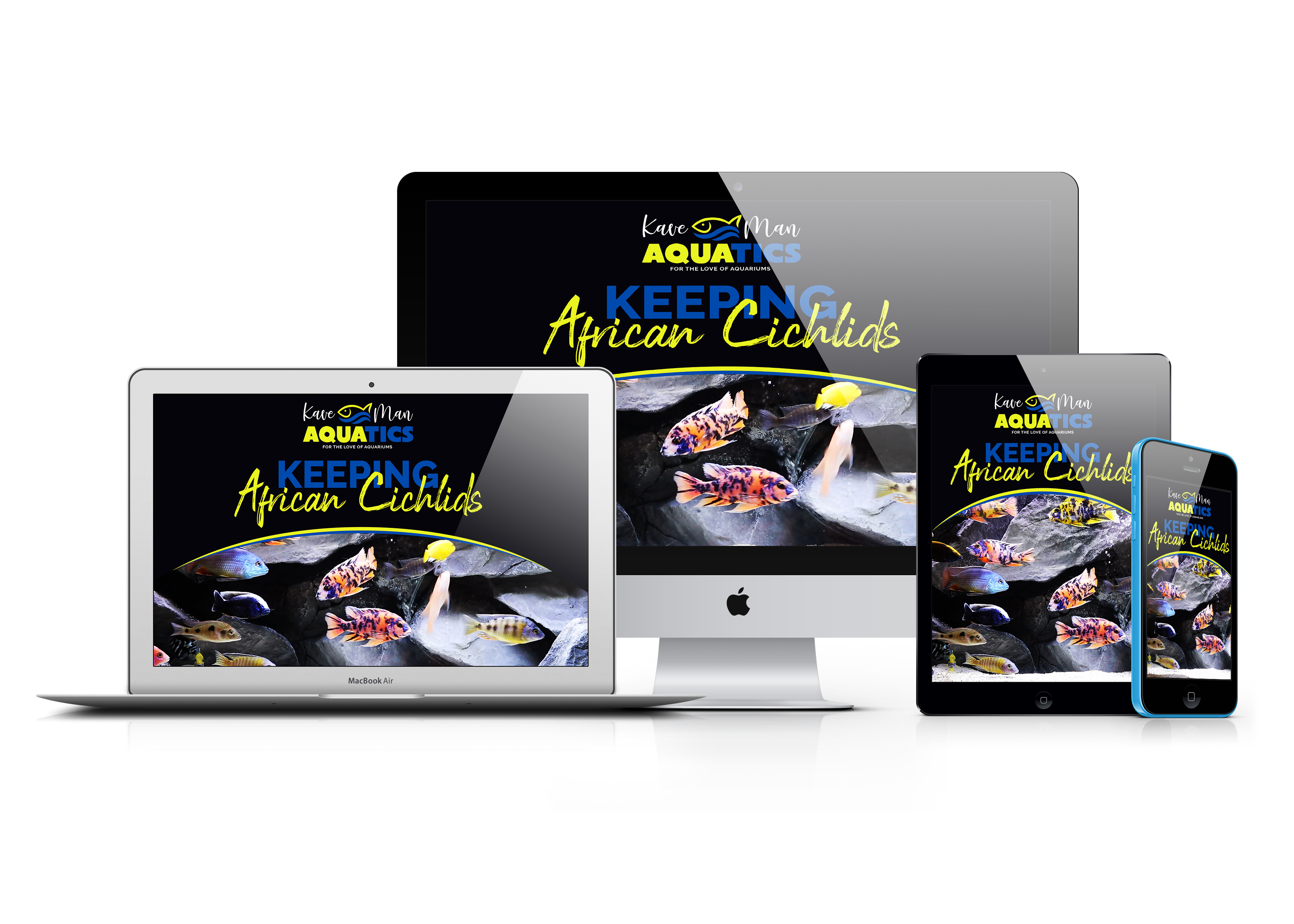 Keeping African Cichlids Online Course