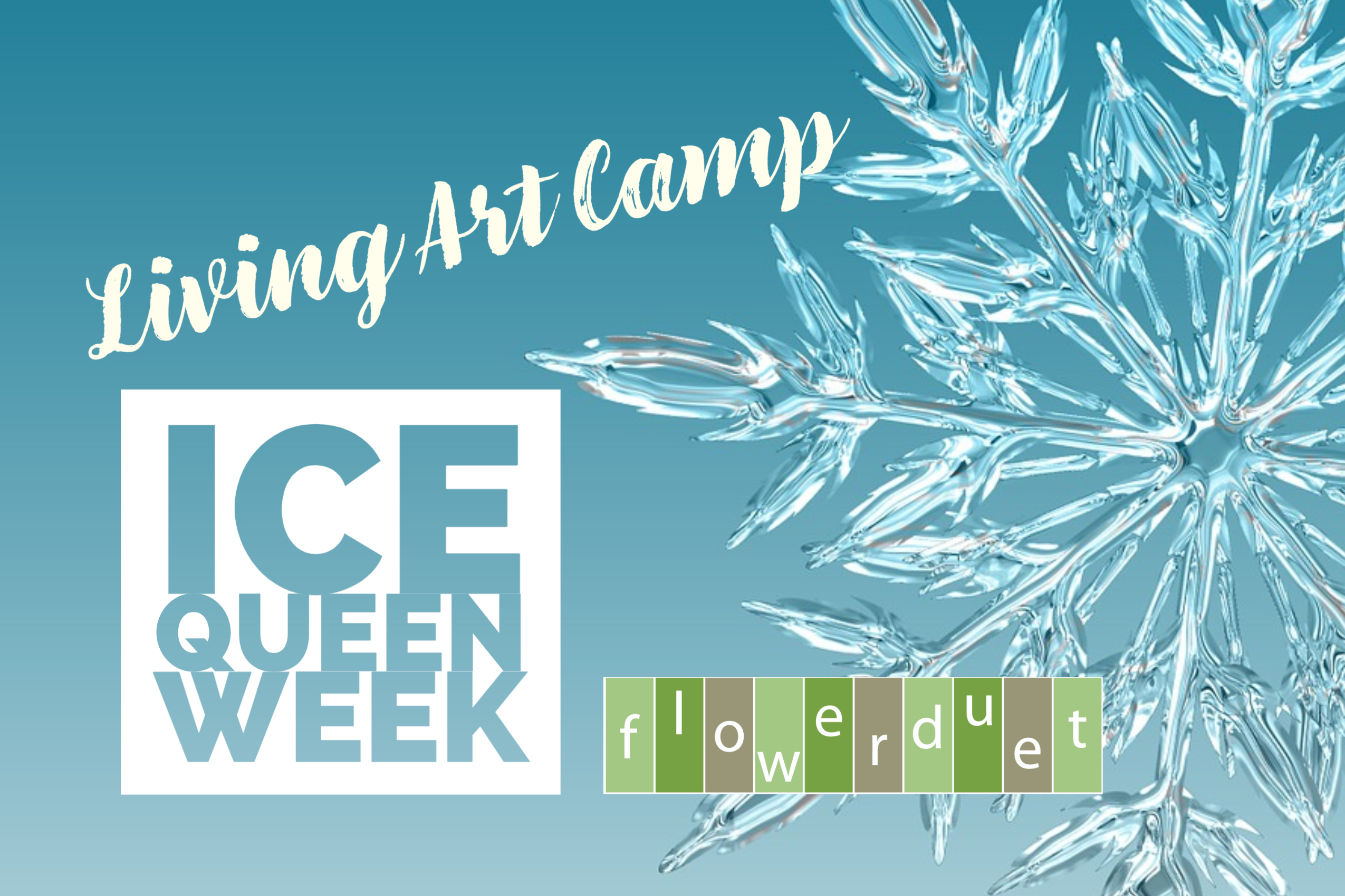 Ice Queen Week Camp